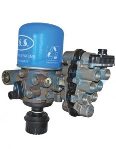 Air Processing Unit Protection Valve